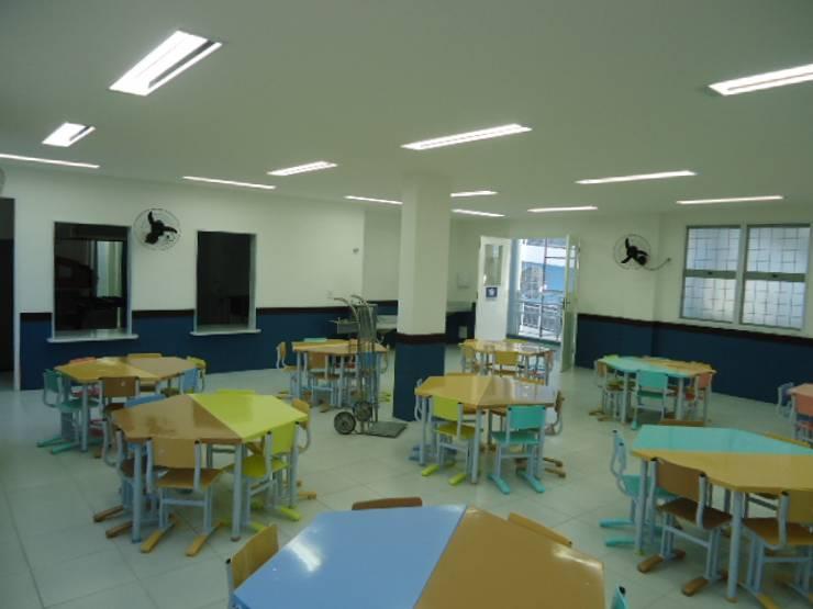 Arquitetura Escolar: Escolas  por Architelier Arquitetura e Urbanismo