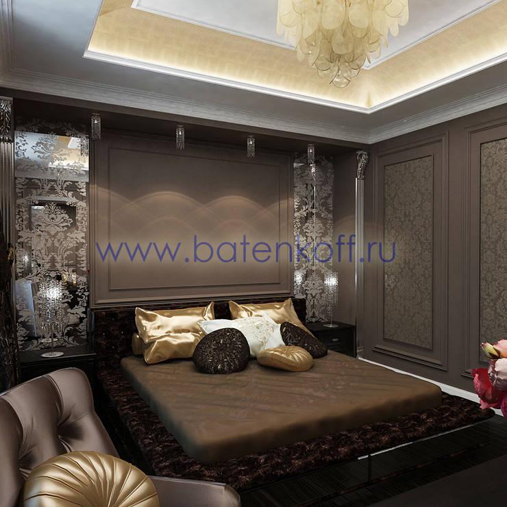 Дизайн студия 'Дизайнер интерьера № 1'의  침실
