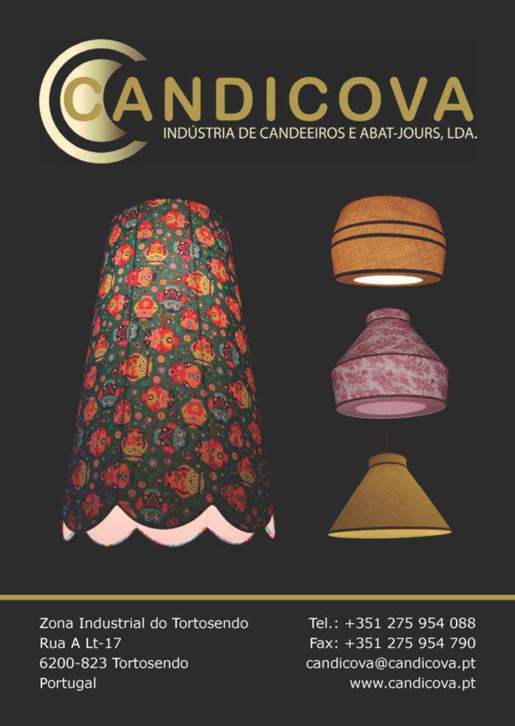 Catalgo Vintage 2014:   por Candicova Indústria de Candeeiros e Abat-jours Lda.