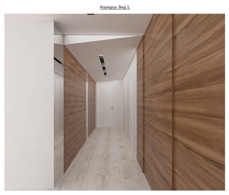 чистый проект: Коридор и прихожая в . Автор – Circus28_interior