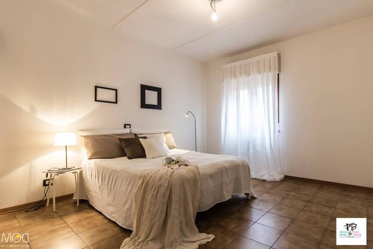 Francesca Betti_ Effetto arredo의  침실
