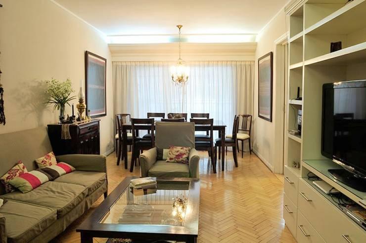 Projekty,  Salon zaprojektowane przez Radrizzani Rioja Arquitectos
