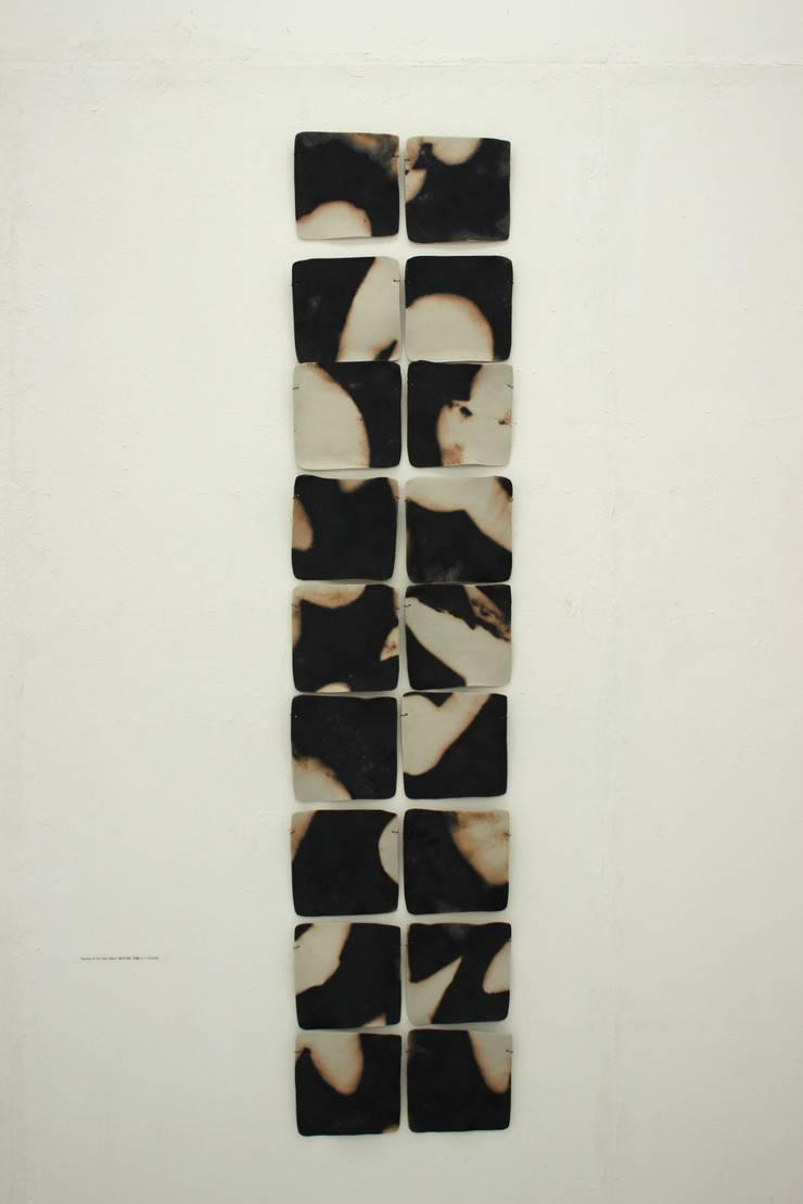 [Country of The New Moon] Plates (semi-porcelain): Ricca OKANOが手掛けた多目的室です。