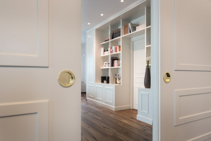Living room by Melissa Giacchi Architetto d'Interni, Classic