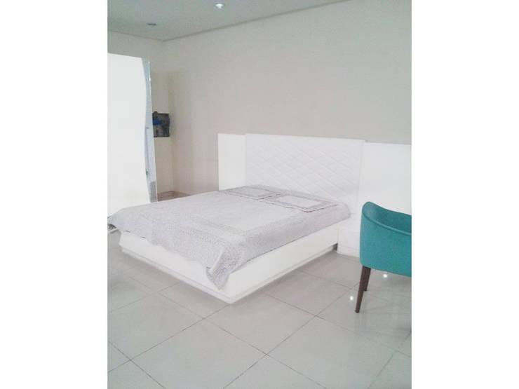 BOSTAN MOBİLYA VE TASARIM SAN.TİC.LT.ŞTİ – Bostan Mobilya Nova Yatak Odası:  tarz Yatak Odası