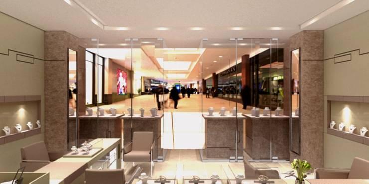 piramit3d – Assos Kuyumculuk :  tarz Ofis Alanları & Mağazalar