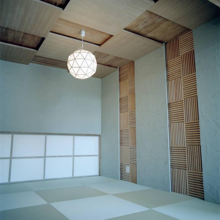 FUKAYA house: AIDAHO Inc.が手掛けた和室です。