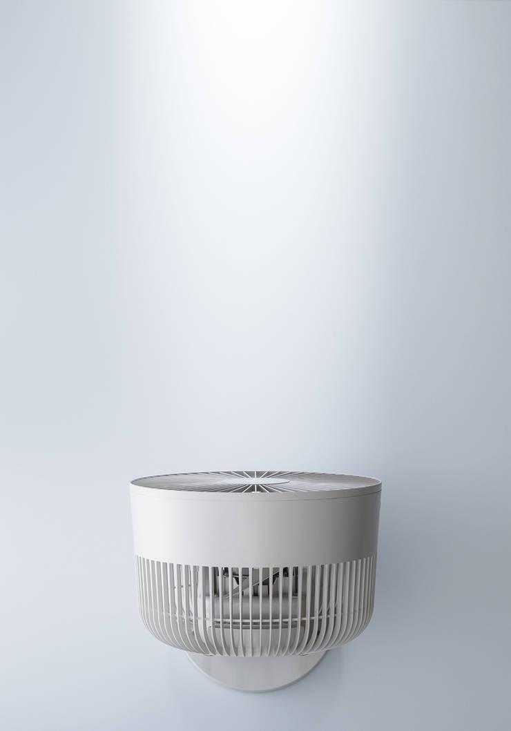 Circulator – MUJI: miyake designが手掛けたリビングルームです。