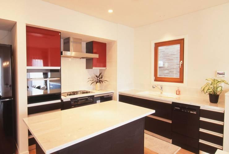IC house   SANKAIDO: SANKAIDO   株式会社 参會堂が手掛けたキッチンです。