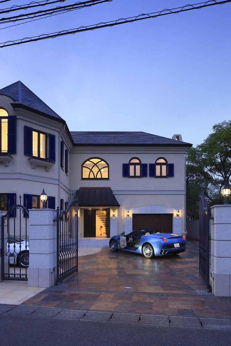 YO house | SANKAIDO: SANKAIDO | 株式会社 参會堂が手掛けた家です。,地中海