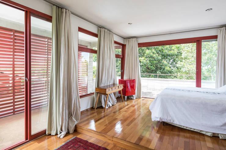 غرفة نوم تنفيذ Joana França