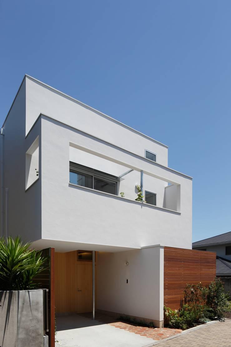等々力の家: アトリエ スピノザが手掛けた家です。