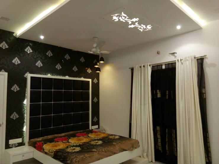 Bedroom Wall concept:  Bedroom by Floor2Walls