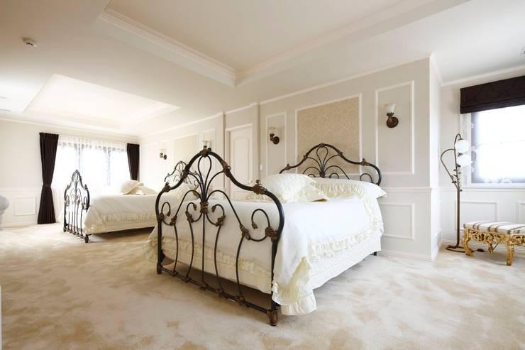 OD house | SANKAIDO: SANKAIDO | 株式会社 参會堂が手掛けた寝室です。