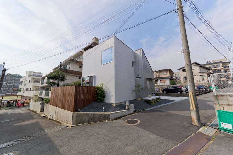 富雄の家: carve.建築設計が手掛けた家です。,オリジナル