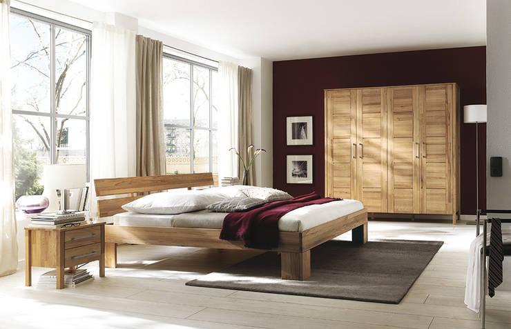 modern Bedroom by Allnatura