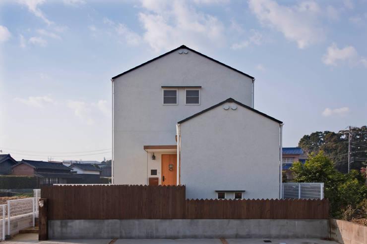 Houses by 大森建築設計室