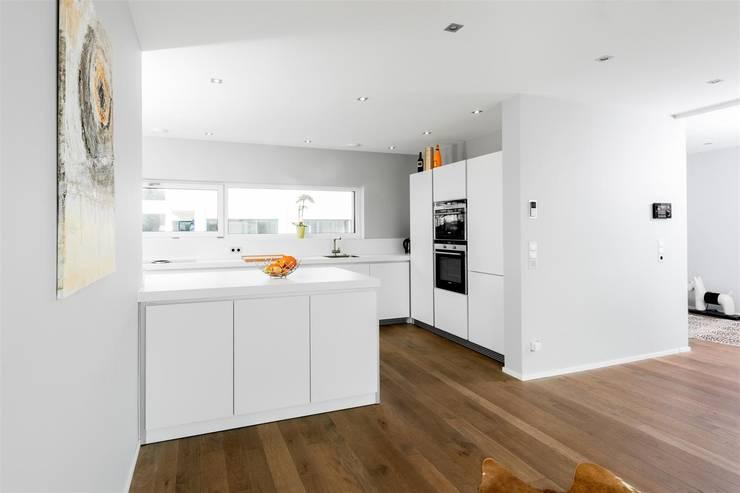 مطبخ تنفيذ Architekturbüro Ketterer