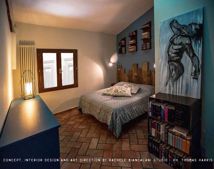 Rachele Biancalani Studio - Architecture & Design의  침실