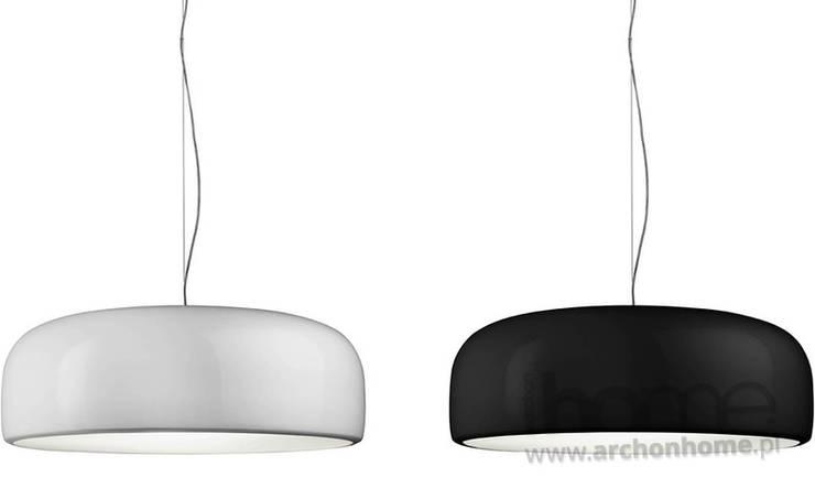 lampa Smith: styl , w kategorii Jadalnia zaprojektowany przez ArchonHome.pl