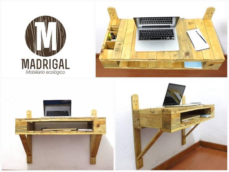 Muebles hechos a mano: Estudio de estilo  por La Madriguera