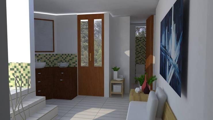 Bedroom by Trianaarquitectos