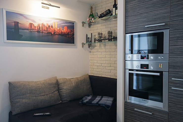 Eetkamer door Designer Olga Aysina