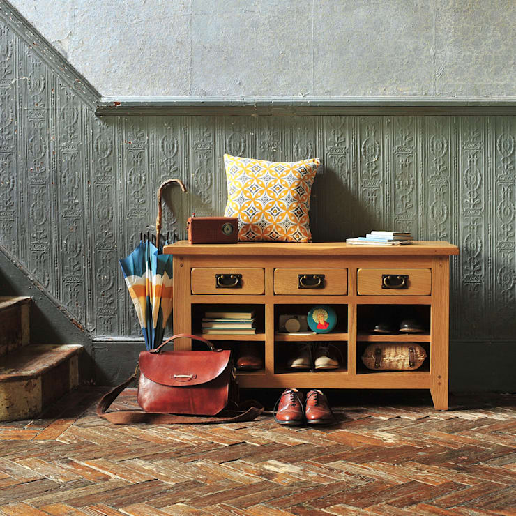 Oakland Shoe Organiser:  Corridor, hallway & stairs by The Cotswold Company