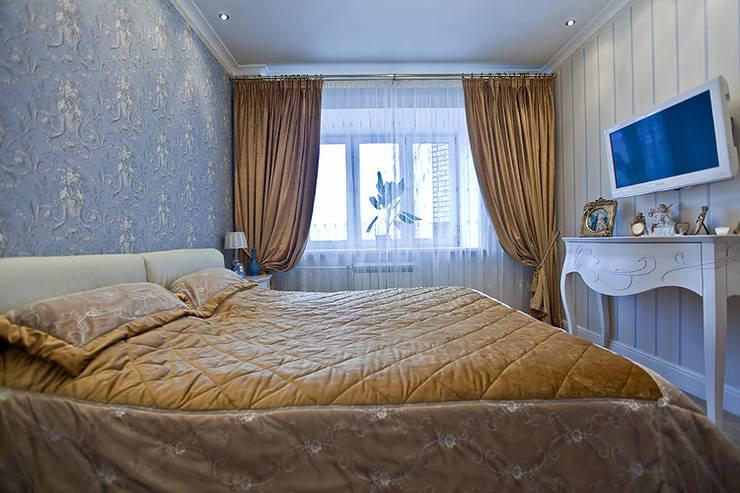 ул. Колпакова г.Мытищи: Спальни в . Автор – Designer Olga Aysina