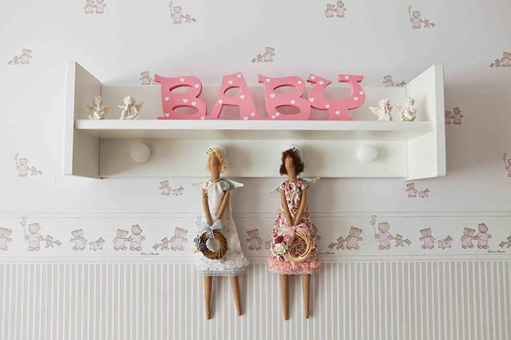 Детская комната ул. Шараповская г.Мытищи: Детские комнаты в . Автор – Designer Olga Aysina