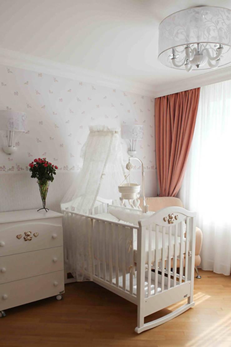 Nursery/kid's room by Designer Olga Aysina, Classic