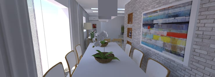 Living Dream Garden:   por Isabella Machado Arquitetura