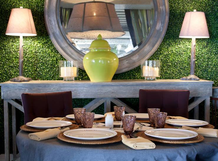 Restaurante Country México D.F.:  de estilo  por Lein de León photographer