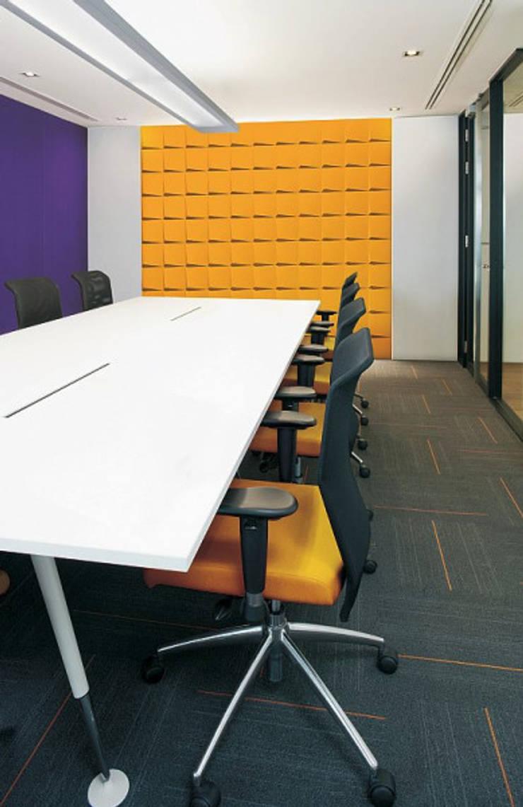 Panele 3D Dunin Wallstar: styl , w kategorii Domowe biuro i gabinet zaprojektowany przez DecoMania.pl