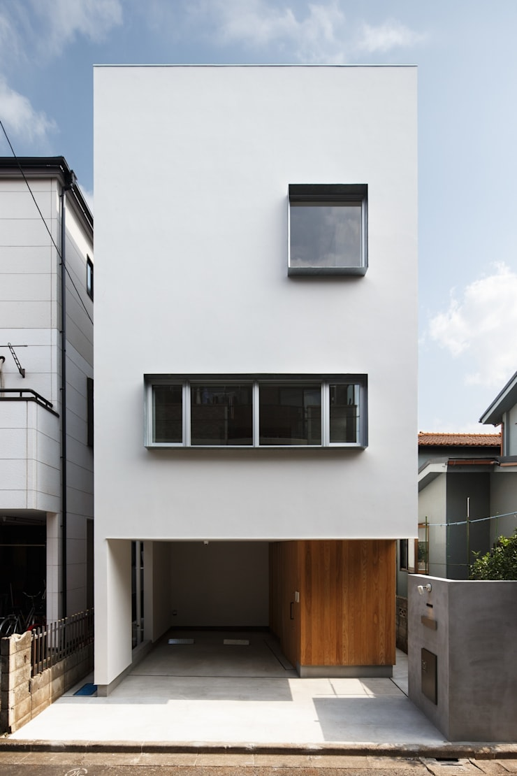 上鶴間の家: アトリエ スピノザが手掛けた家です。