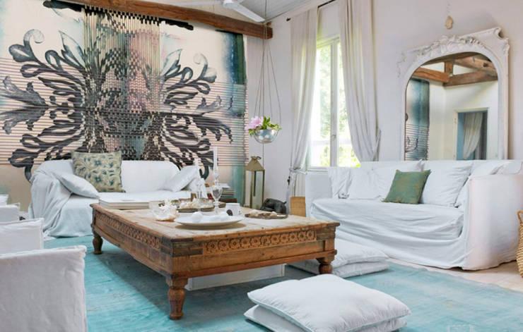 Papel de parede Wallpaper www.intense-mobiliario.com  Photomural Tile http://intense-mobiliario.com/product.php?id_product=4612: Arte  por Intense mobiliário e interiores;