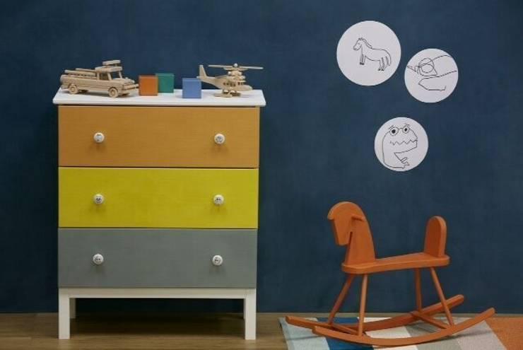 Детская комната в . Автор – PatyNowy