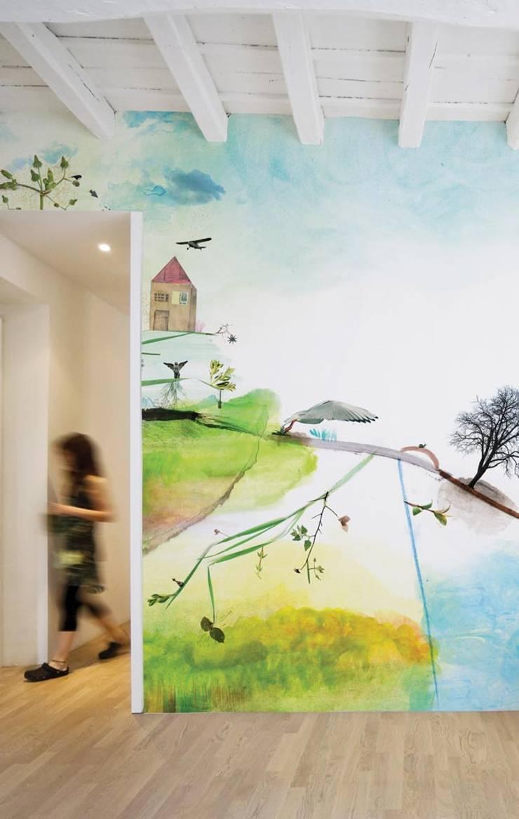 HF001-Sweet-Home:   por House Frame Wallpaper & Fabrics
