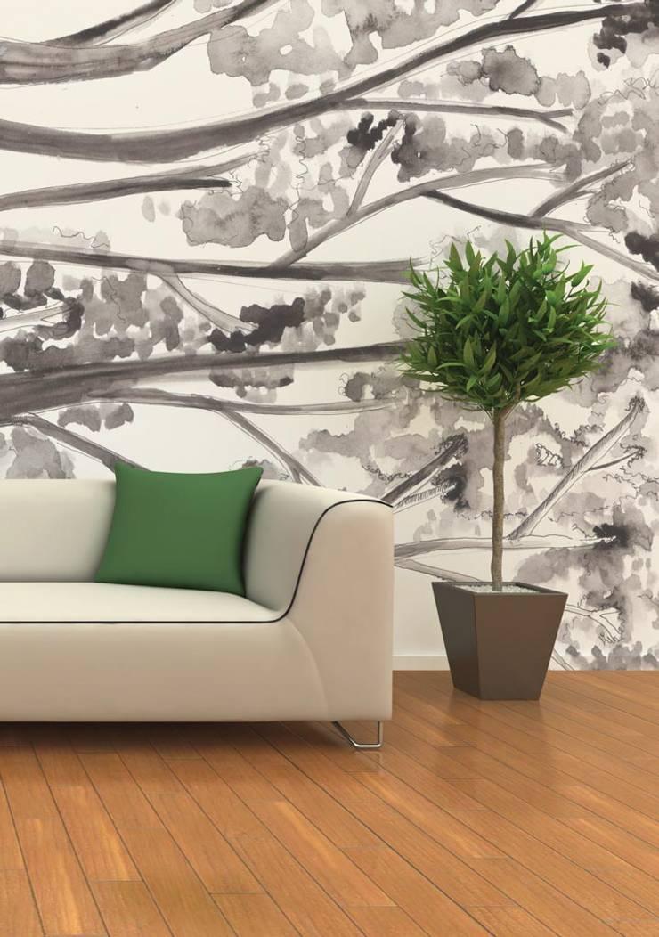 HF009-02-Giant-Tree:   por House Frame Wallpaper & Fabrics