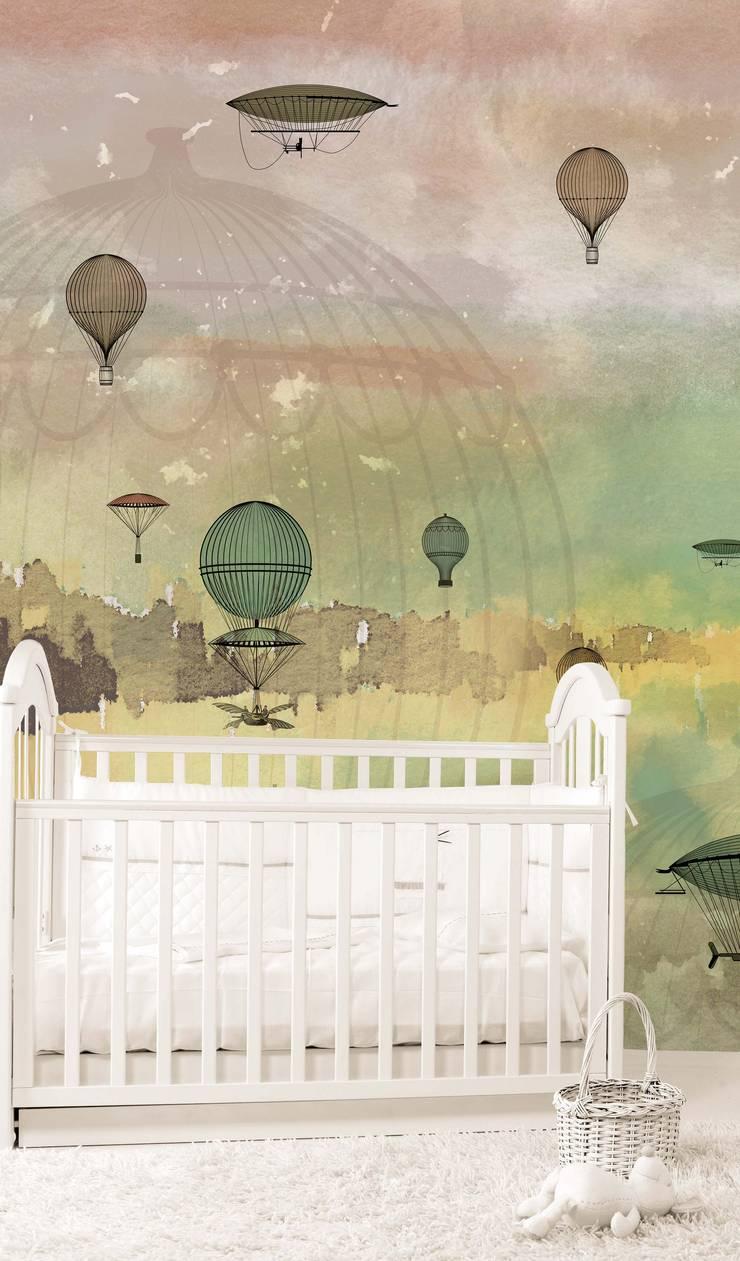 HF046-Balloons.jpg:   por House Frame Wallpaper & Fabrics