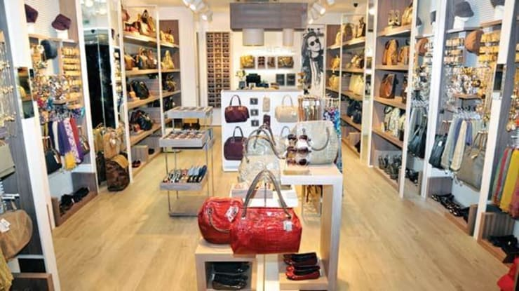 Tienda 1: Oficinas y tiendas de estilo  por EDF