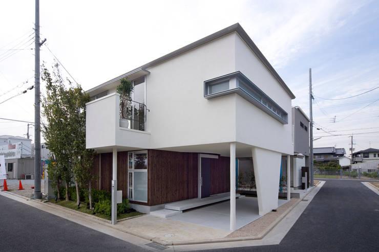 凛椛Organic: 一級建築士事務所 株式会社KADeLが手掛けた家です。,