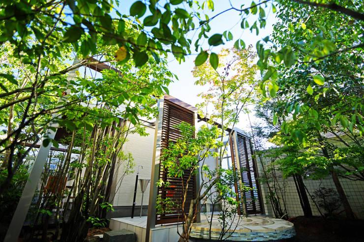 にわいろSTYLEの庭(2) 2015~: にわいろSTYLEが手掛けた庭です。