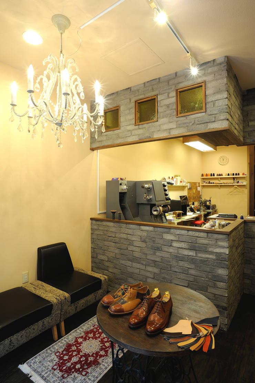 SHOP04: SMART413/末永寛人が手掛けたオフィススペース&店です。