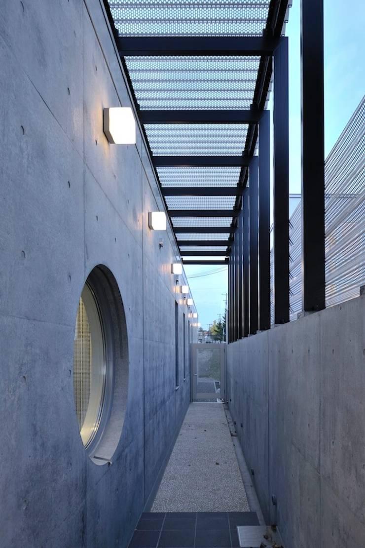 網走眼科: 一級建築士事務所 アトリエTAROが手掛けた病院です。,