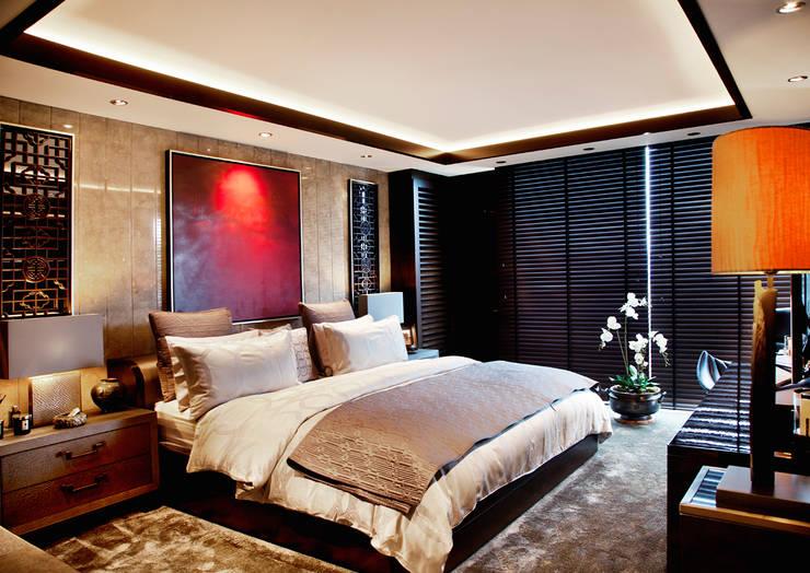 Kerim Çarmıklı İç Mimarlık의  침실