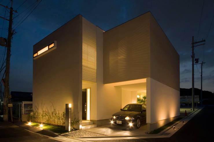 凛椛: 一級建築士事務所 株式会社KADeLが手掛けた家です。,