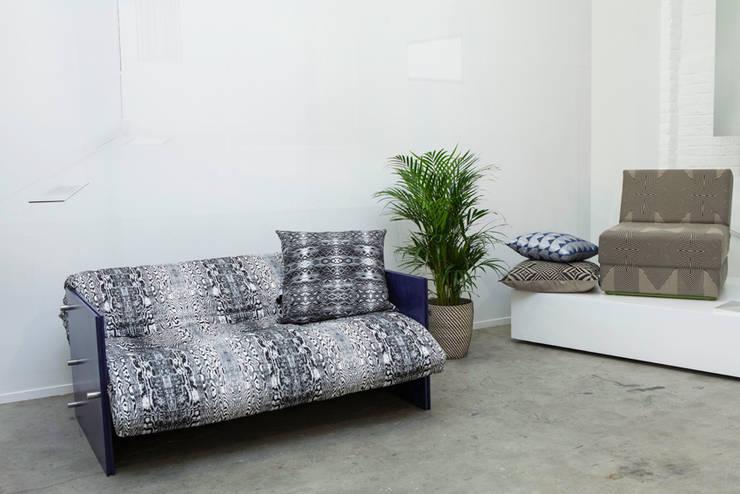 COLLECTION I: Salon de style  par KVP-Textile Design