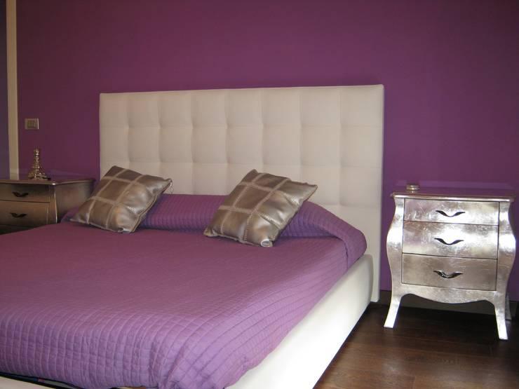 غرفة نوم تنفيذ Giuseppe Rappa & Angelo M. Castiglione