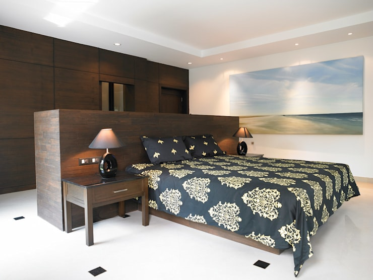 Casa Particular: Dormitorios de estilo  de Bondian Living